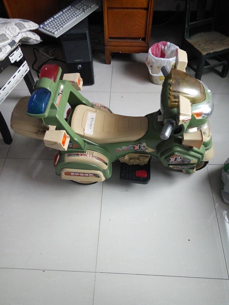 儿童电动警用摩托车_常州母婴/儿童用品/玩具
