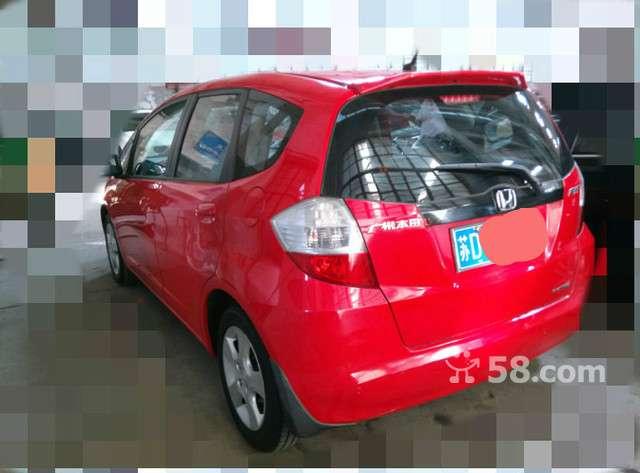 本田飞度 2010款 1.5 自动豪华型 金顺名品车行.. 常州二手汽车买卖 高清图片