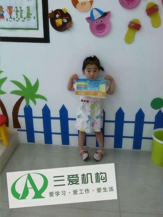 常州儿童画培训班-常州暑期学少儿画-周末学画画