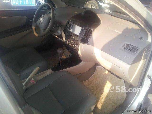 自动档丰田威驰1.5高清图片