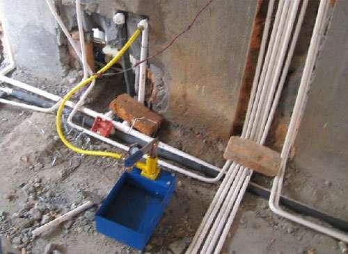 戚墅堰排水管维修安装
