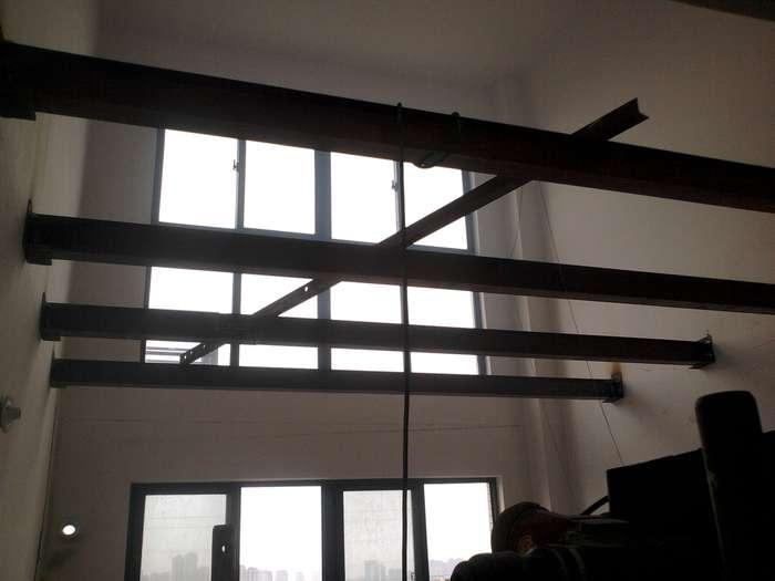钢结构隔层搭建,楼梯制作