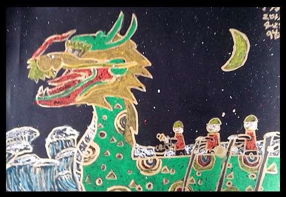 常州新北少儿暑假暑期绘画画创意美术素描国画招生