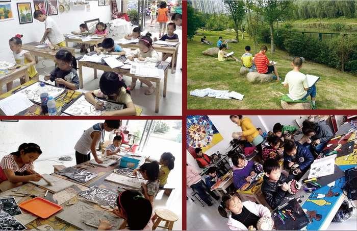 常州暑假高考美术培训哪里有 我下半年读高三想提升一下素描,水彩这两大项的补习,提高一下绘画水平