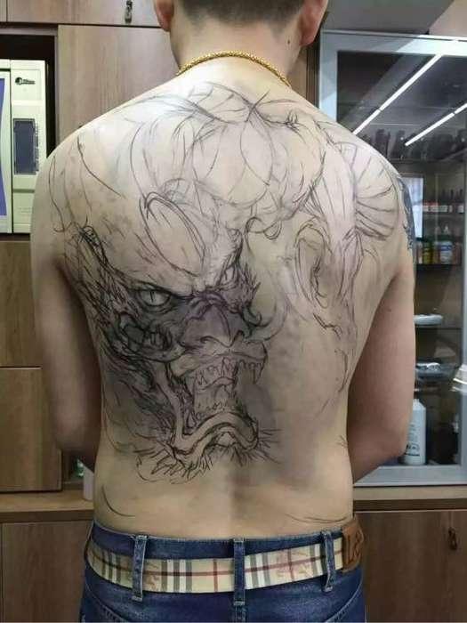 常州龙方刺青纹身 - [举报]