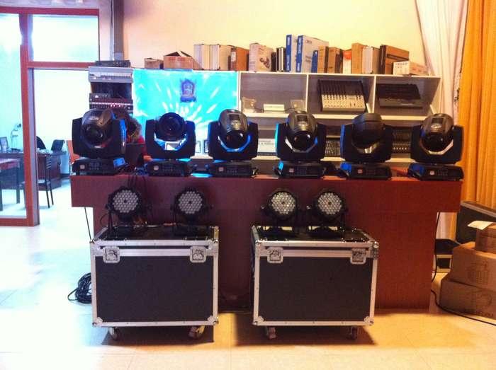 酒店宴会厅舞台灯光音响设计 会议室音响系统 舞美工程
