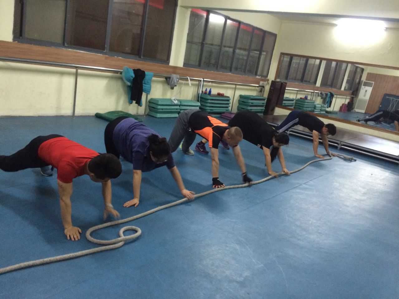 纪元健身减肥训练营