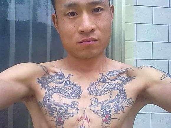 常州纹身龙义堂专业纹身;疤痕覆盖纹身