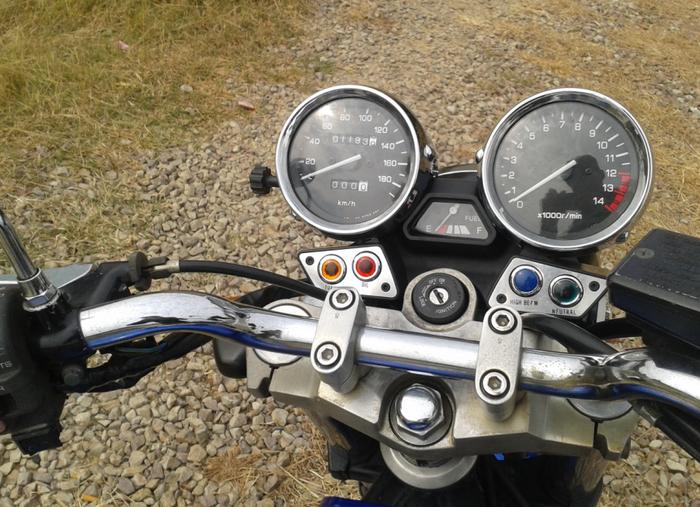 电动儿童摩托车前后档接线图