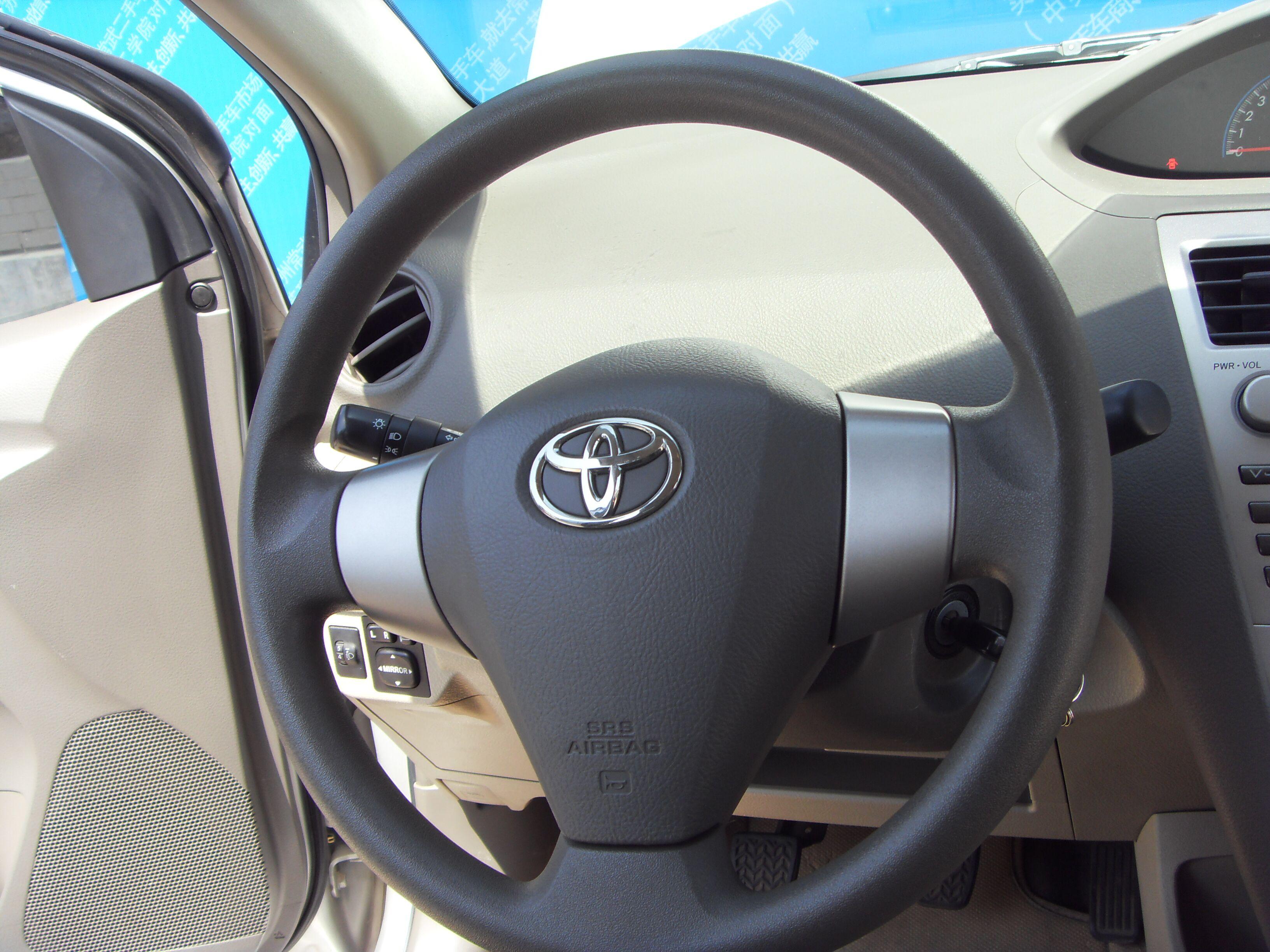 转让10年12月的新款丰田威驰