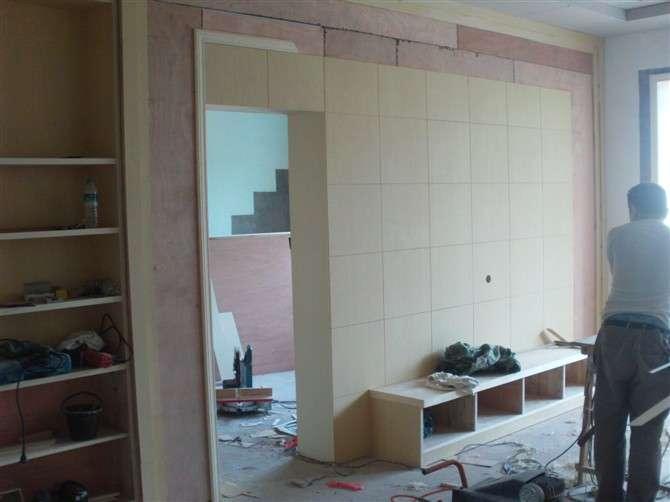 常州专业木工装修队,制作书柜