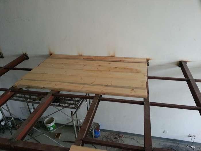 专业钢结构隔层制作,槽钢,工字钢,h钢隔层 - [举报]
