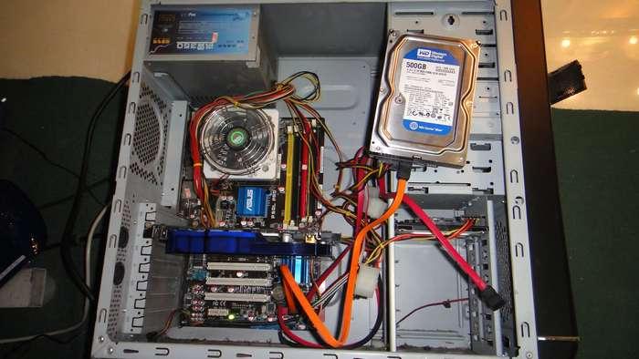 如何将硬盘添加到台式计算机上向台式机添加硬盘[图形和文本]的教程简介