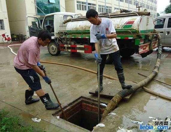 常州钟楼新闸专业下水道疏通 化粪池清理 马桶疏通 - [举报]