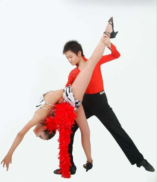 少儿拉丁舞培训少儿舞蹈培训