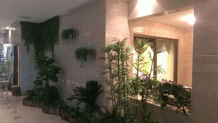 别墅景观庭院花园设计施工