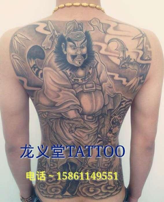我们可以为您设计任何风格的纹身:传统亚洲纹身