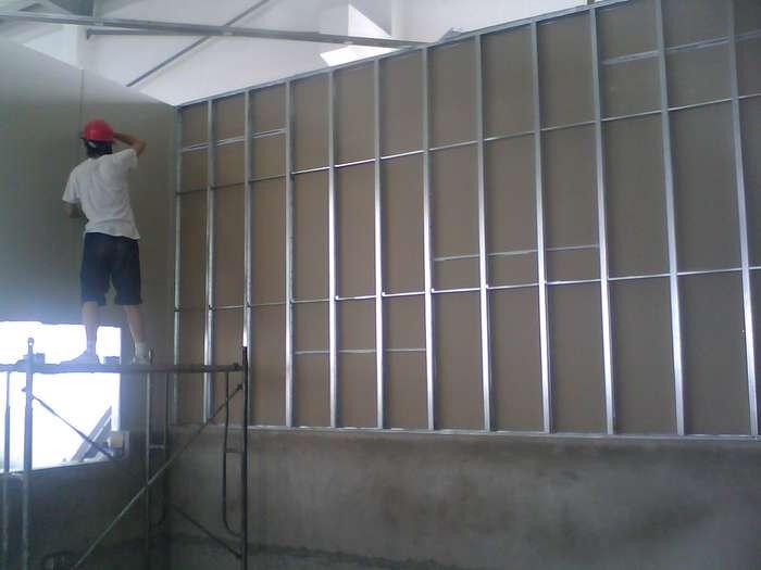 石膏板吊顶施工工艺流程