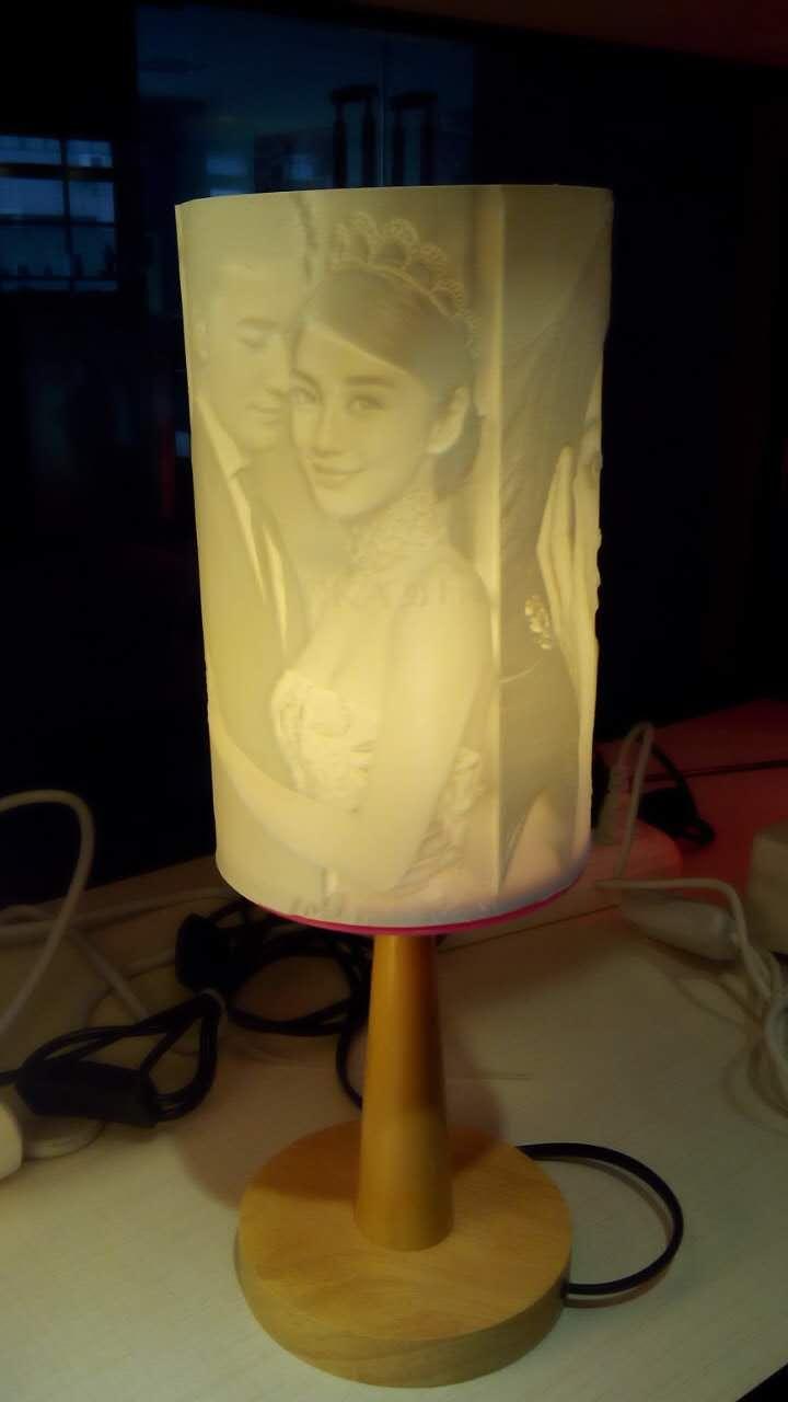 3d打印浮雕灯厂家接受个性定制制作