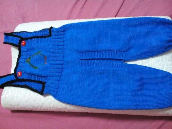 纯手工编织宝宝婴儿绒线衣鞋背心连体衫