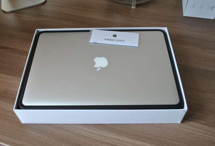 15寸苹果retina屏幕笔记本me664ch/a