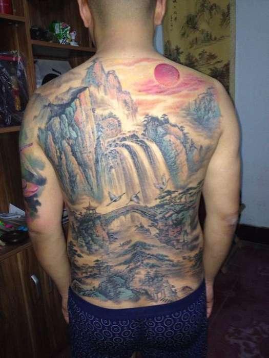 常州龙义堂纹身加盟 - [举报]