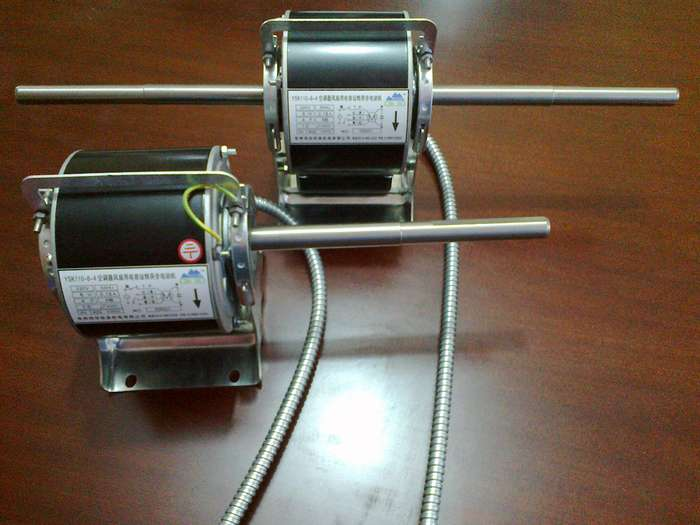 供应中央空调风机盘管电机 - [举报]