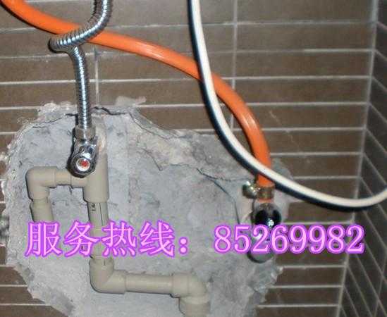 戚墅堰安装更换各类水管.专业室内水管安装维修马桶安装维修 - [举报]