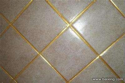 瓷砖地砖美缝效果图