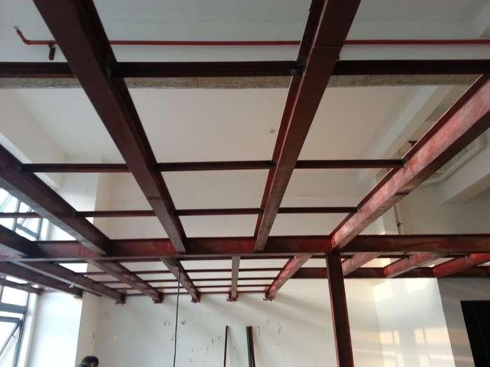 专业搭建钢结构,隔层,楼梯