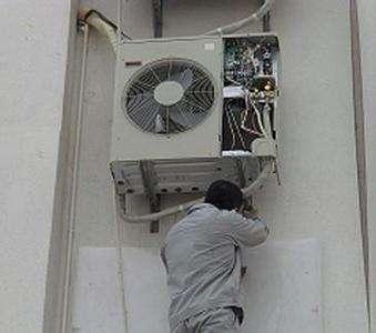 常州专业空调维修-空调移机