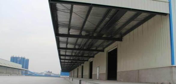 常州溧阳12万平方米标准钢结构厂房和仓库