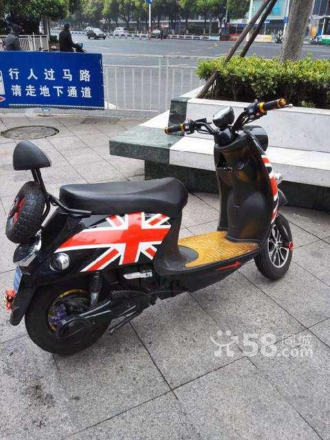 99999新的米字旗小龟_常州摩托车/电动车/自行车
