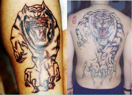 常州小多纹身;胎记纹身覆盖;疤痕;纹身覆盖中心 - [举报]图片