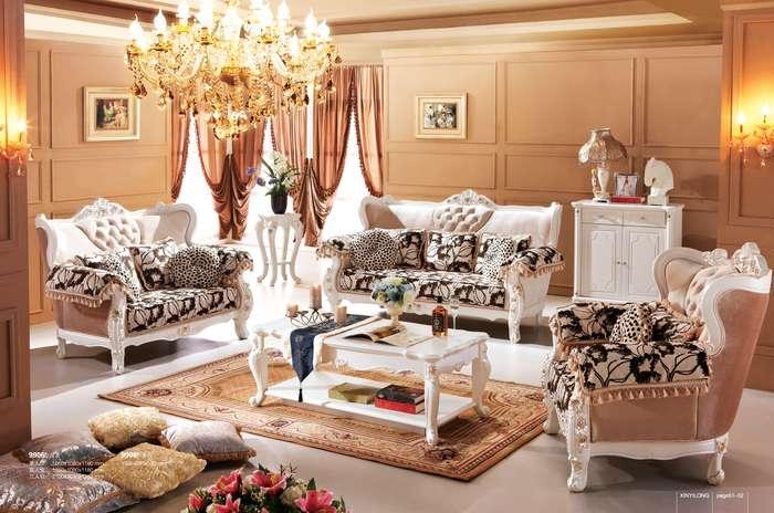 欧式家具套房 - [举报]图片