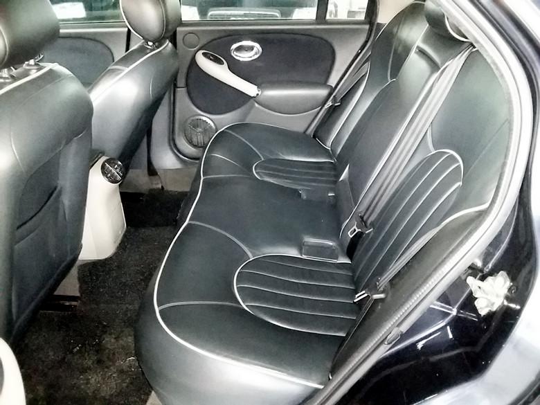 8t排量,自动变速箱,真皮电动座椅,电动天窗 南京名爵收购的英国原mgr