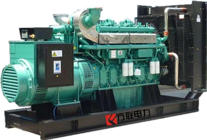 供应600kw玉柴柴油发电机组 - [举报]