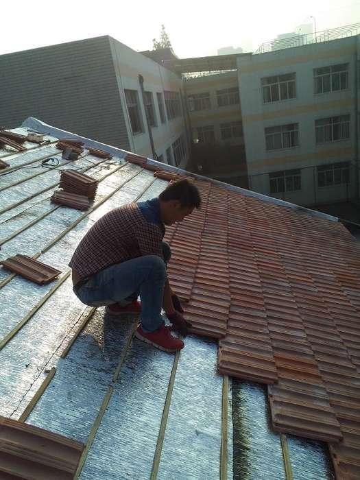 常州湖塘屋顶防水补漏卫生间阳台地下室漏水维修注浆