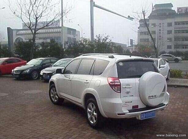 汽车买卖 常州轿车  2009年5月的丰田rav4