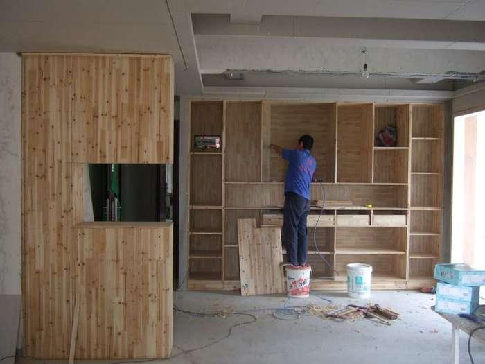 承接木工装修活【装修木工知识和装修效果图】
