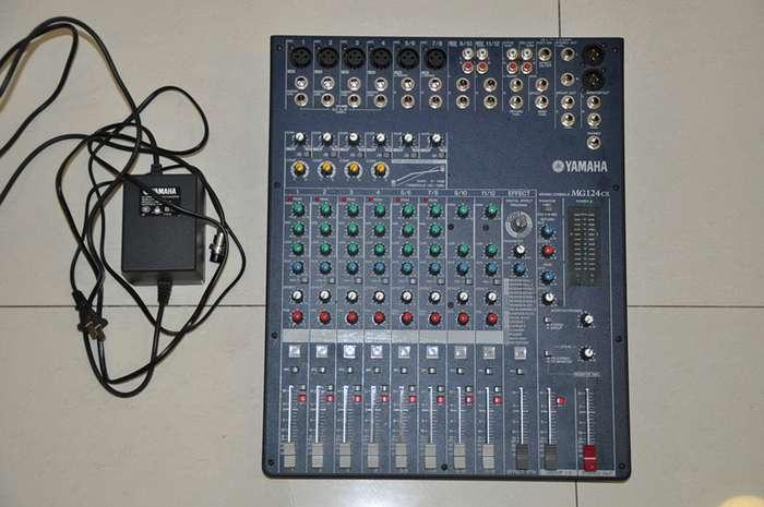 转让调音台,效果器,无线话筒,音箱,攻放,连接线等一整套设备 - [举报]