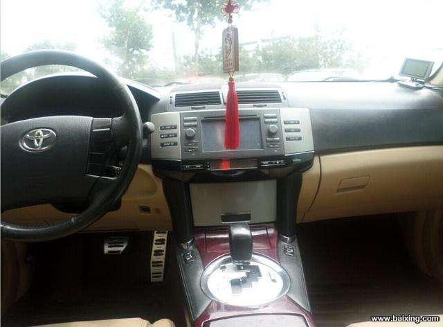 08年6月丰田锐志2.5s,自动挡天窗高配