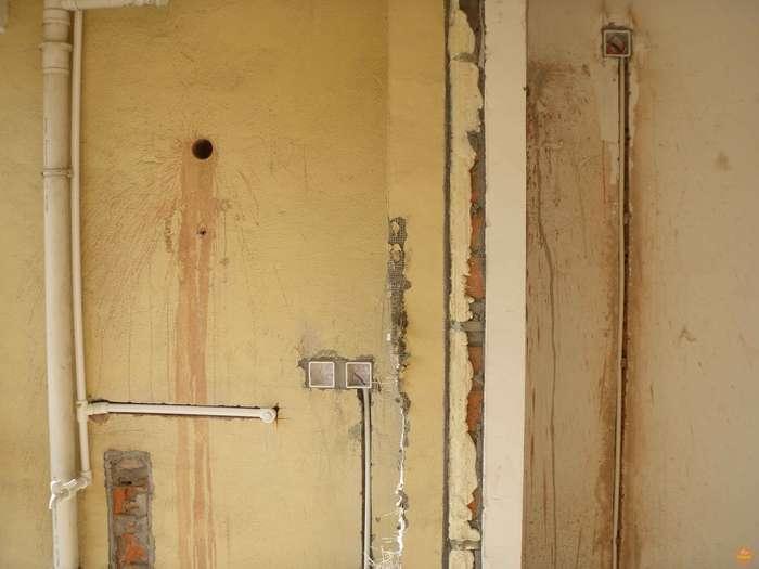 卫生间电闸开关接线图实物图