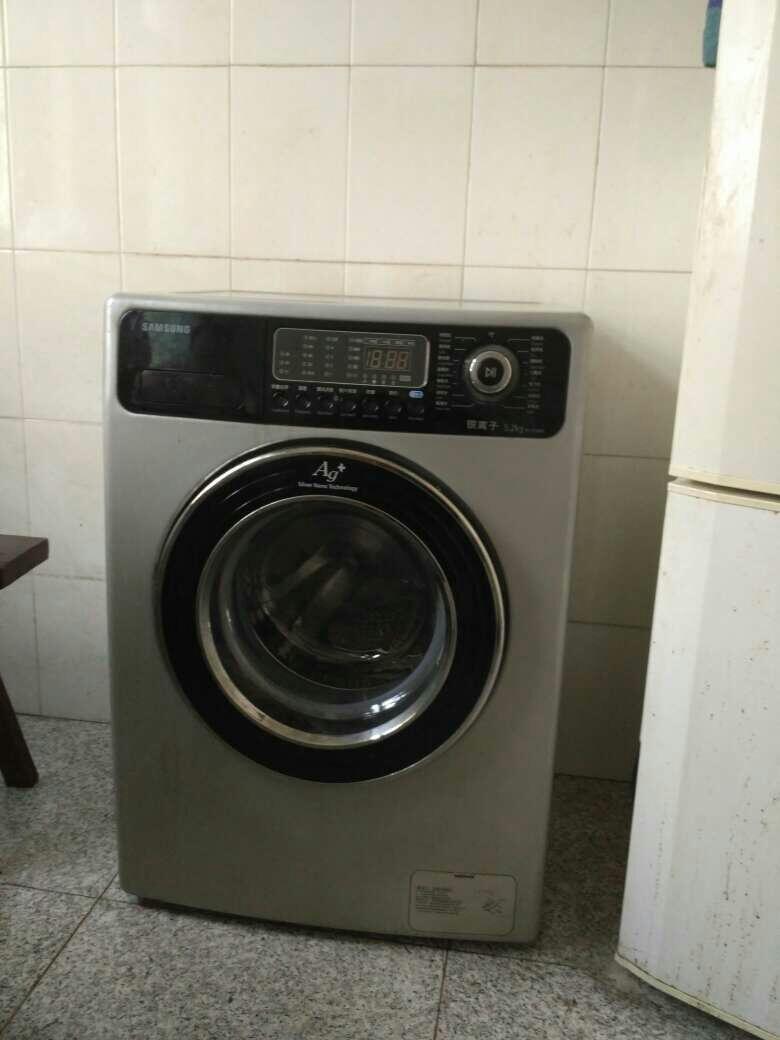 转让故障三星滚筒洗衣机