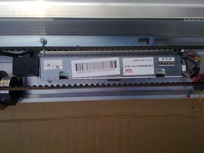 常州松下多玛感应门刷卡门禁安装维修服务15895088588