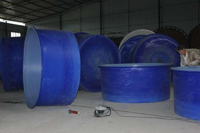 【林辉塑料】常州1吨塑料大桶