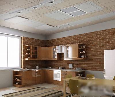 PVC扣板吊顶安装工艺 附安装验收标准