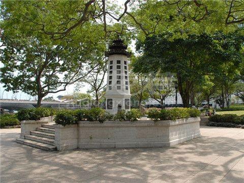 林谋盛民族英雄纪念碑