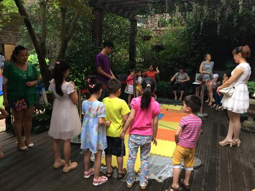 儿童职业体验欢乐