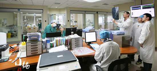 小编探院:一条有关就诊流程、创伤系统的干货内容